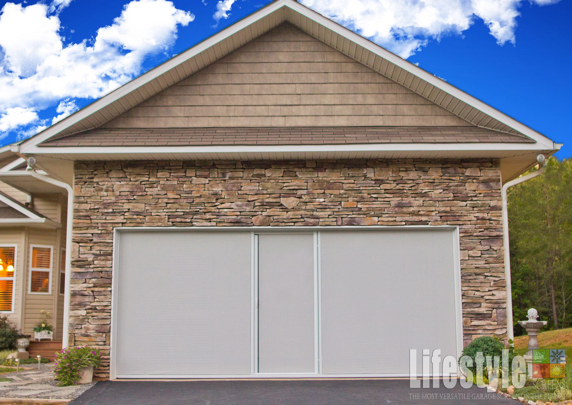 garage and diy doors x wonderful exterior ideas overhead door retractable screen